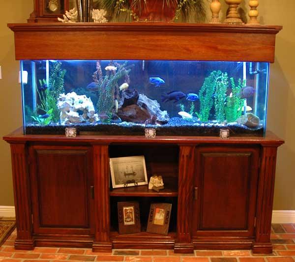 Woodworking Plans Aquarium Cabinet